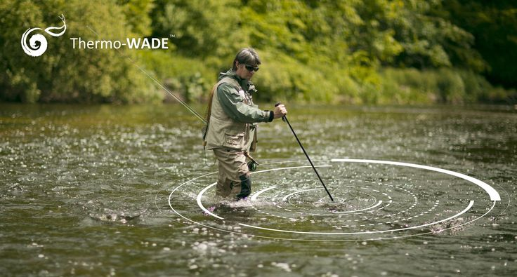 So much more than a wading staff.