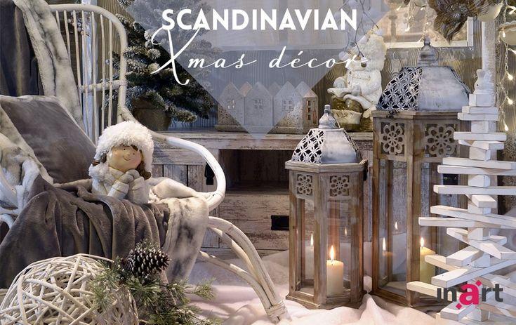 Month's inspiration December 2016   Scandinavian Xmas décor
