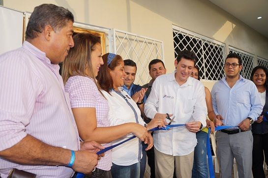 portalxv,com   Jorge Troya inaugura nueva agencia del Registro Civil identificación y cedulación en Ventanas