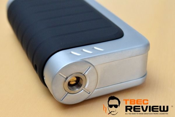 IPV4 Review - 100W Temp Control Box Mod by Pioneer4you