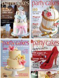 Cake Craft Guide 2013-2015 http://mirknig.com/jurnaly/jurnaly_kulinarnye/1181771604-cake-craft-guide-2013-2015.html Язык: Английский Страниц: 700 Cake Craft Guide (7 номеров) - этот журнал является одним из лучших журналов по украшению свадебных тортов и кексов. Праздничные и свадебные торты, сахарные цветы и кексы - здесь представлено огромное количество прекрасных идей по украшению.