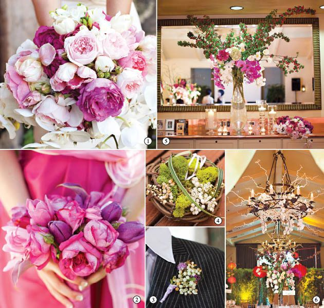 How Much to Spend on Wedding Flowers