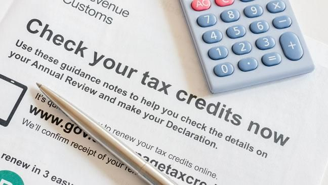 Top 5 Most Common Tax Filing Mistakes Top5 Tax Credits Filing Taxes Universal Credit