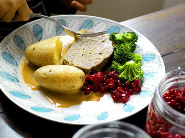 Köttfärslimpa (kock Markus Aujalay)