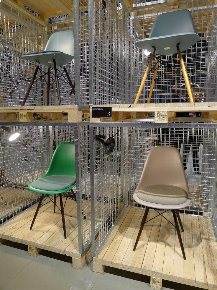 Vitra stoelen