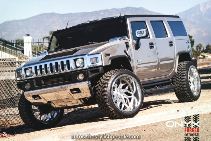 Elegant Off Road Wheels Solid In Hummer H2 Silver Photograph By Rennen Worldwide Hummer H2 Hummer Cars Hummer