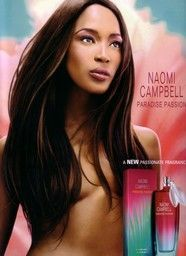 Paradise Passion Naomi Campbell perfume - a fragrance for women 2005