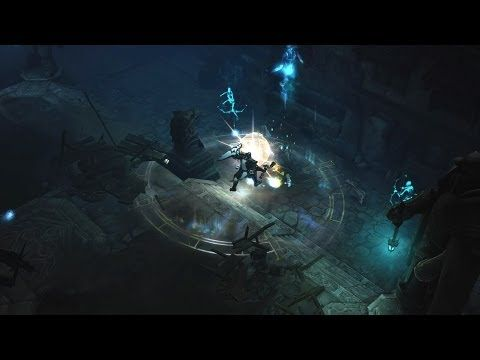 Diablo III: Reaper of Souls Gameplay Teaser (UK)