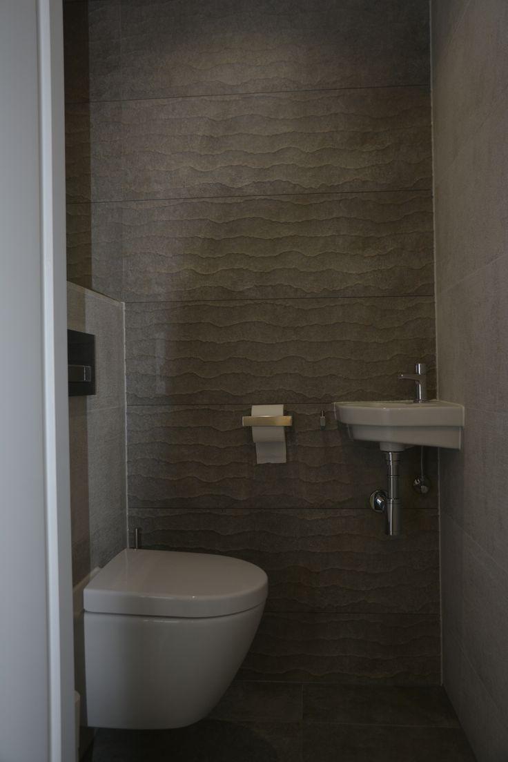 toilet tegels venis contour gray en boulevare white