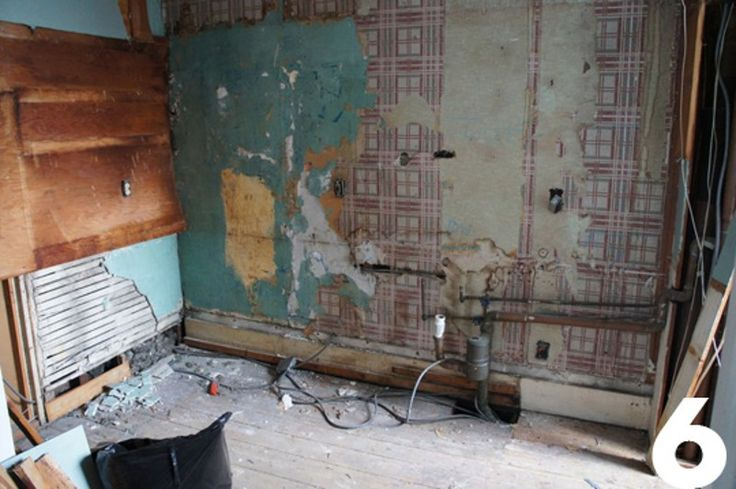 Dan's Kitchen: Demolition Part the Third, in which Everything Must Go — Renovation Diary