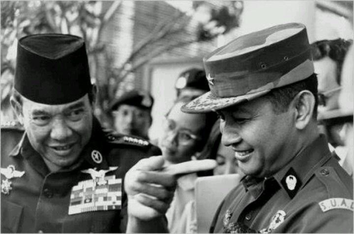 Soeharto Soekarno