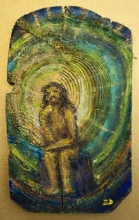 Jezus Myślący / Jesus Thinking