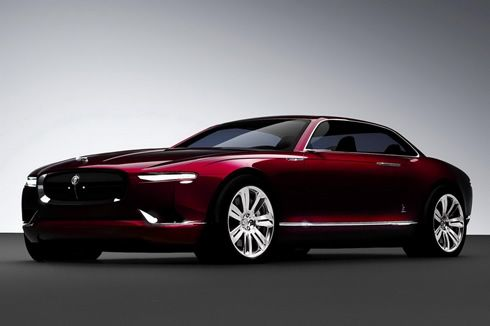 Jaguar - B99 Concept