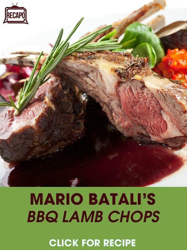 ... /the-chew-bbq-lamb-chops-recipe-with-garlic-serrano-ham-green-beans