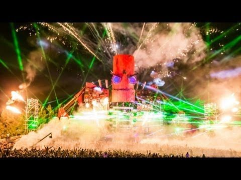 Defqon.1 Australia 2013 | Q-dance Endshow | Feat. Brennan Heart (I should have been there!)