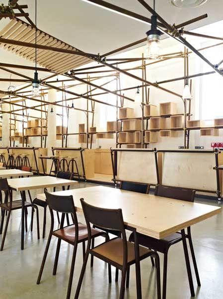 La Panacée, Montpellier / 1024 Architecture - Guide Fooding®