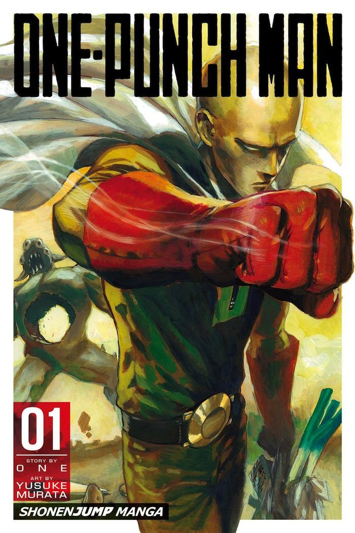 One-Punch Man, le nouveau phénomène manga de One et Yusuke Murata ( Kurokawa)