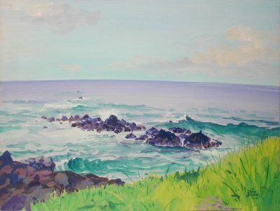 56 best draw paint waves images on pinterest painting how to draw and paint waves ccuart Gallery
