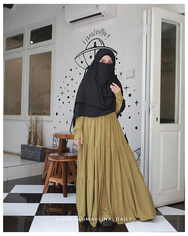 Aa Syaa Allah Ko Ada Ya Gamis Linen Japan Harga Semurah Ini Bener2 Bahan Nya Super Adem Ringan Senyaman Ini Sihh Pake Dress I Wanita Pakaian Jilbab Muslim