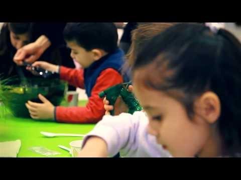 "Marrickville Metro - ""Seeds of Life"" School Holiday Activity"