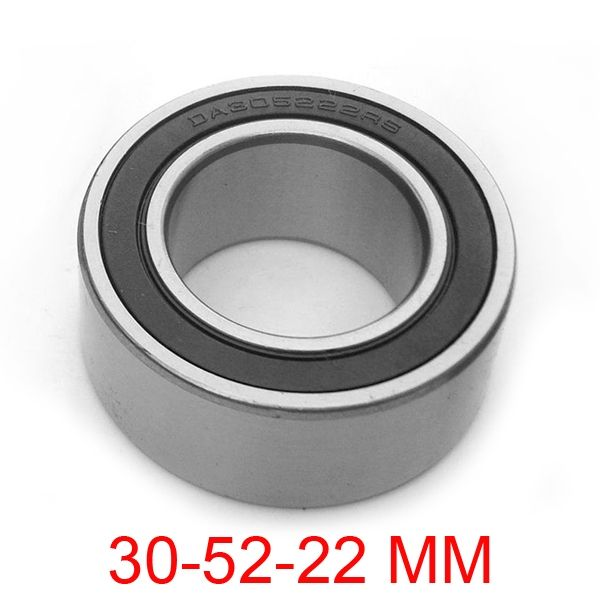 NEW AC Compressor Pulley Clutch Bearing Air Conditioner Clutch Bearing Double Row Angular Bearing 30BD5222DU 30X52X22MM