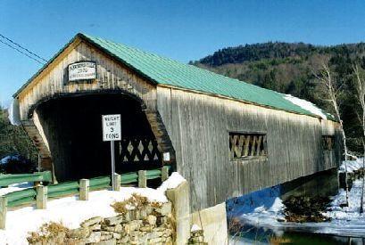 Rockingham VT | Bartonsville covered bridge, Rockingham, Vermont
