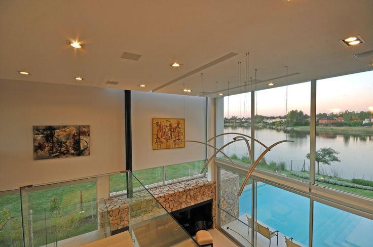 Casa Frame #VanguardaArchitects #DobleAltura #Arquitectura #Achitecture #Interiorismo