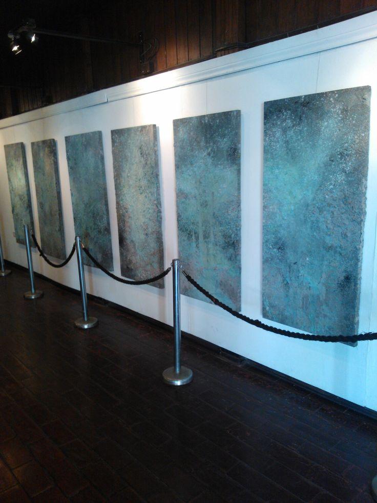 """Exposición """"Huellas de  Lo Efímero"""""""