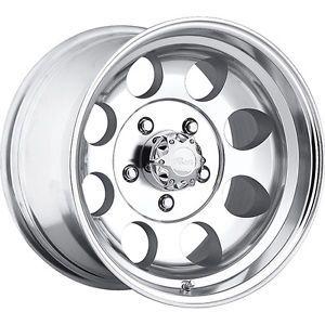 99-06 Chevy Silverado 1500 16x8 +12 78 Pacer LT Mod 164P Wheels Rims Silver