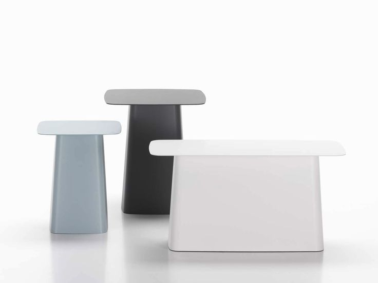 METAL BY SIDE TABLE Ronan and Erwan Bouroullec VITRA  http://www.vitra.com/en-us/product/metal-side-table http://www.bouroullec.com