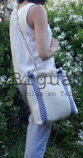Para este ☀☀ #verano ☀☀ presentamos una nueva línea de #bolsos. Práctica y cómoda de correas largas y un original modelo que podés usar como bolso o mochila.