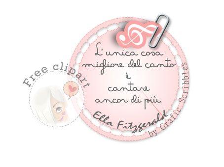 Quando si vive una passione ...con passione.. http://graficscribbles.blogspot.it/2014/09/Ella-Fitzgerald-Desirice-Capalado-cantare-canzoni-lirica-ennio-morricone.html