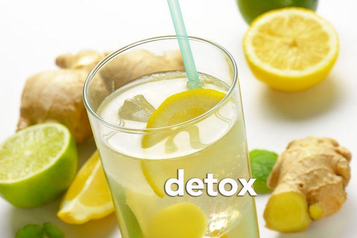 Con esta receta de refresco detox de limón y jengibre puedes disfrutar de un delicioso refresco casero y ayudar a tu organismo a eliminar lo que le sobra.