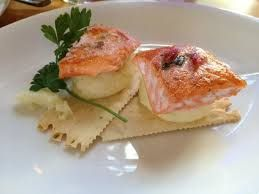 Image result for salmon croccantini