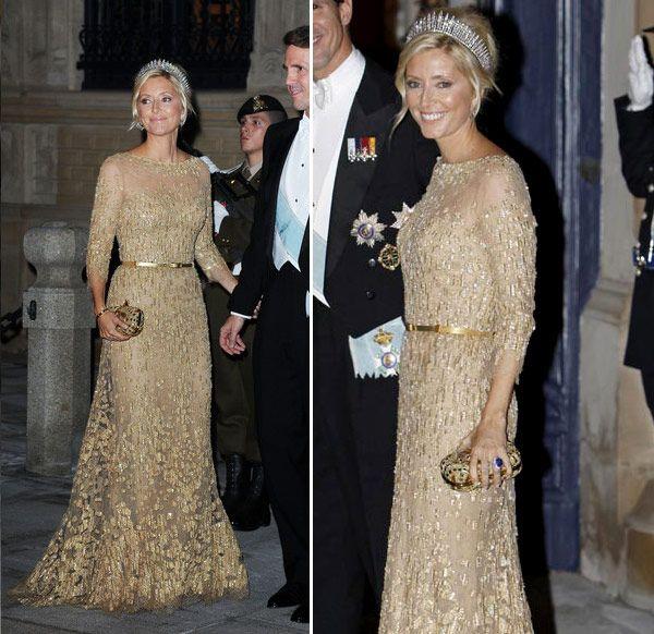 Príncipe Guillaume ♥ Stéphanie de Lannoy | Gala | Constance Zahn - Blog de casamento para noivas antenadas.