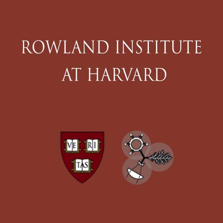Rowland Institute At Harvard Fellows Program