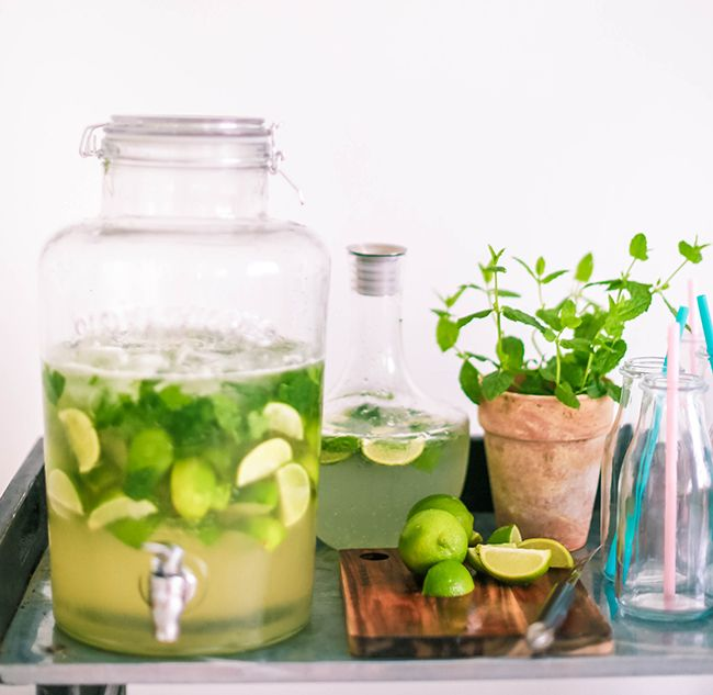 Att vara någons fru:Sizzling lime