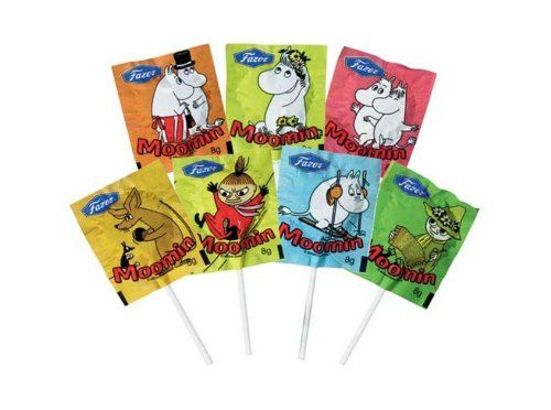 Moomin Lollipop (single): Amazon.co.uk: Grocery