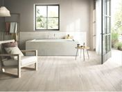 Wood effect floor tiles supplied by Tile & Stone Creation come in a range of popular colours, widths and textures.