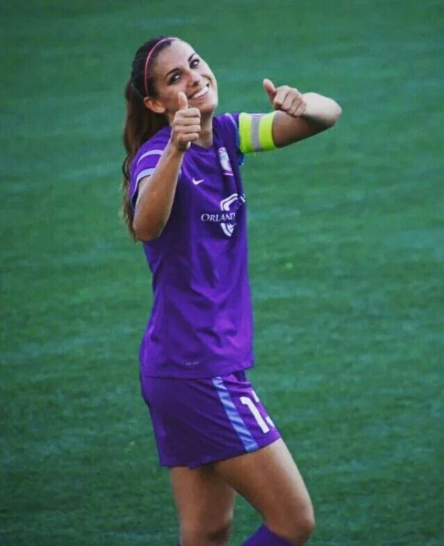 Alex Morgan 05.2016