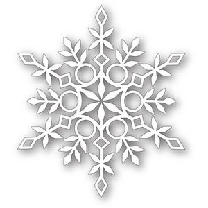 Simon Says Stamp ELIZA SNOWFLAKE Craft DIE 111308 zoom image