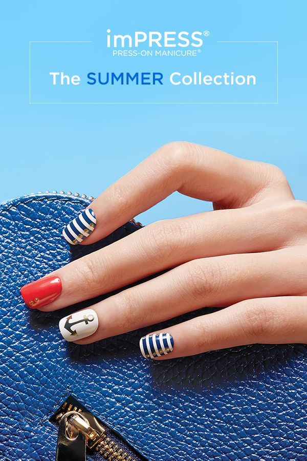 Ready to Use, Press & Go. Stays Put. Stays Perfect. No Glue. No Damage. Hassle-free Removal. 40% OFF ALL imPRESS NAILS Use Coupon Code: PATRIOTIC Expires 07/04/20717  Every Mood. Every Moment
