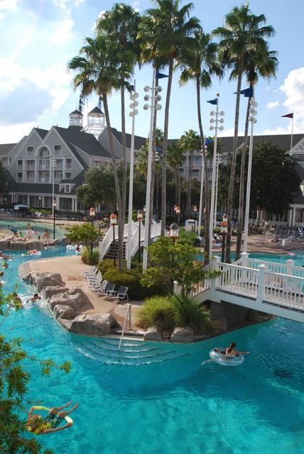 A look at Stormalong Bay at Walt Disney World's Yacht and Beach Club Resort | Tips from the Disney Divas and Devos
