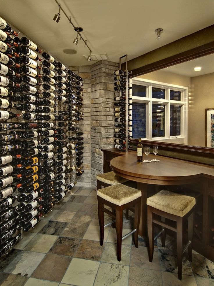 55 best wine cellars images on pinterest