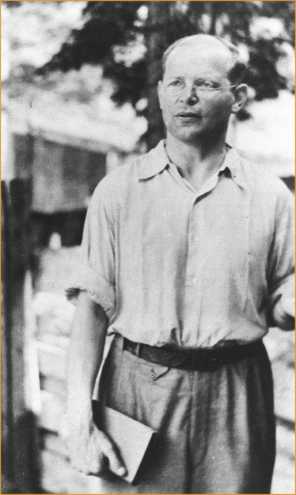 Dietrich Bonhoeffer Evangelische Dietrich 13