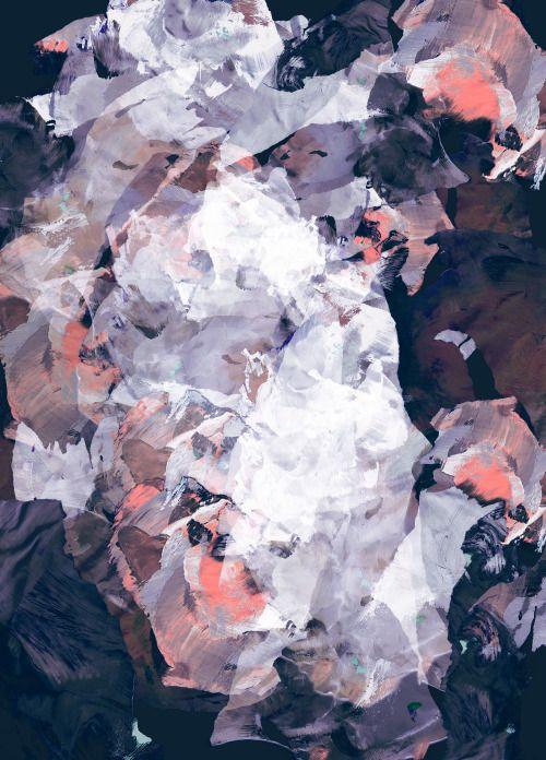 Acryl / Palette / Collage // Wunderwuz.