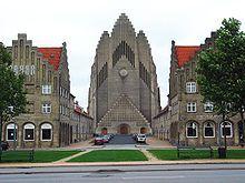 Arquitectura expresionista - Wikipedia, la enciclopedia libre