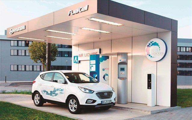 Hyundai Motor:Σταθμός ανεφοδιασμού υδρογόνου   naftemporiki.gr