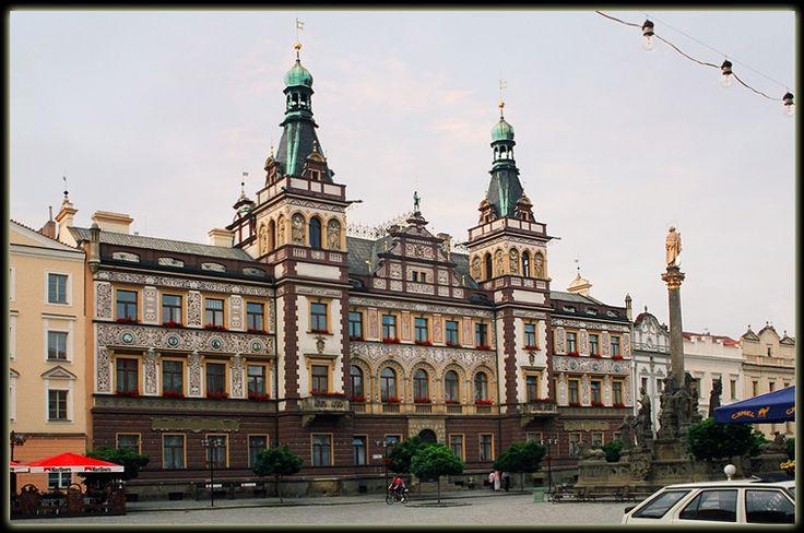 City Hall,Pardubice