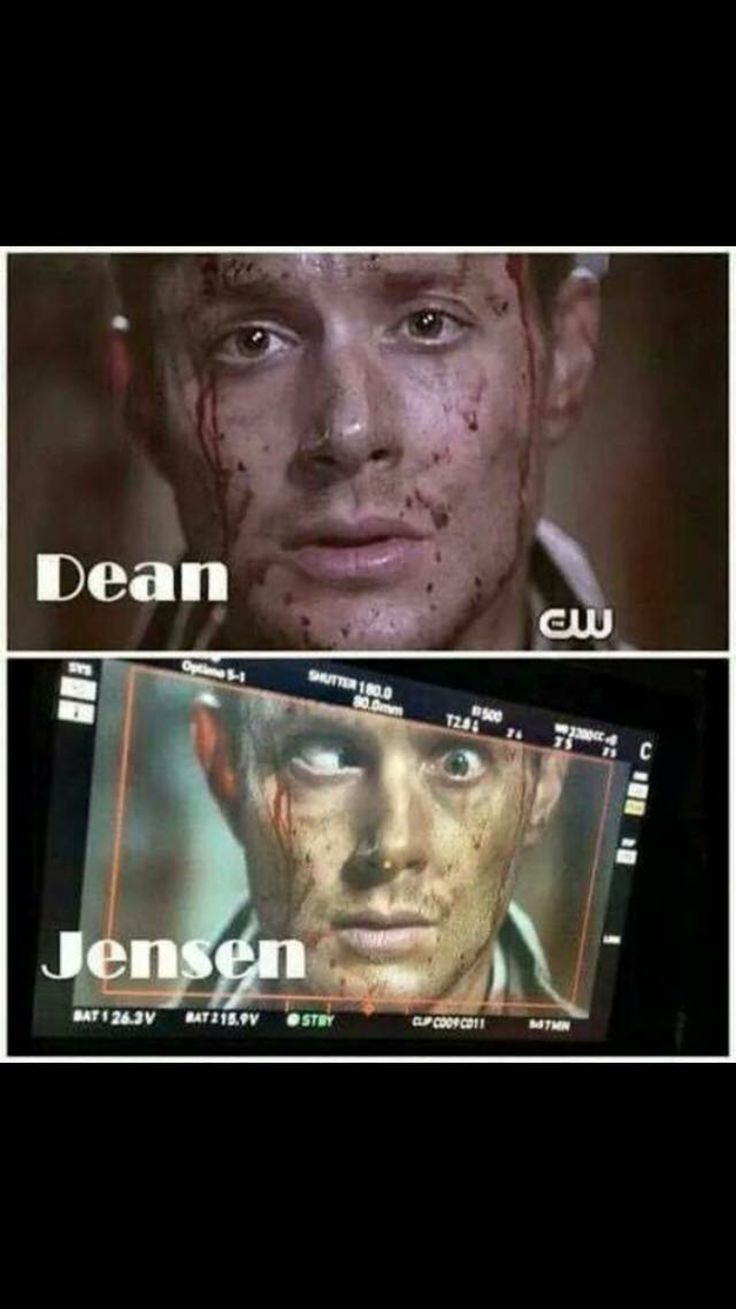 The best thing about it is that I can do exactly the same thing with my eyes. And when I show it to people for the first time they are so terrified  I love it. And I'm not the only one, Jensen can do it too xD